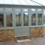 New Build Conservatory