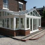 Large Rear Conservatory