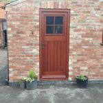 Stable Door Sapele
