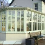 Large Conservatory Extension